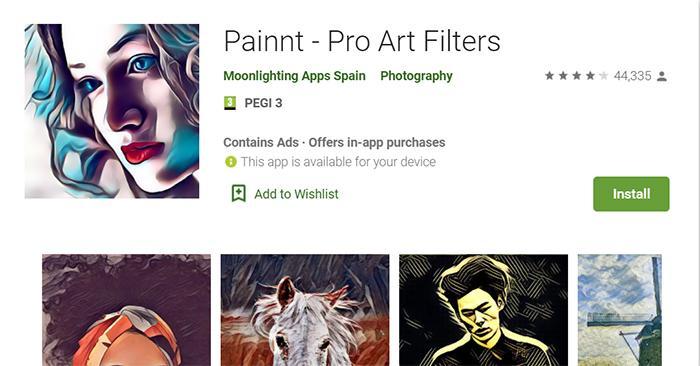 Painnt AI Painting